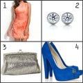 one look two budgets: wedding guest $$$