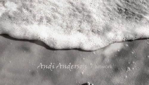 ocean shore by andi anderson artwork