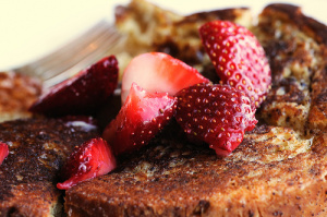 """Brioche French Toast"" by Ralph Daily"