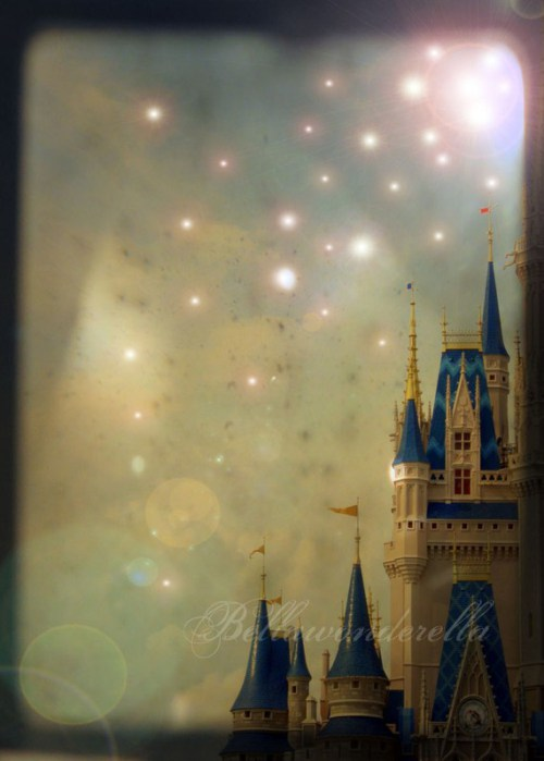 kids wall art: once upon a time by bella wonderella