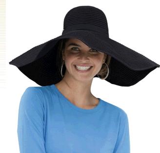 sun hats: coolibar