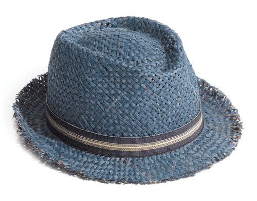 sun hats: hinge
