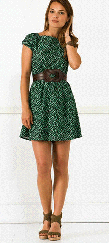 francescas collections green