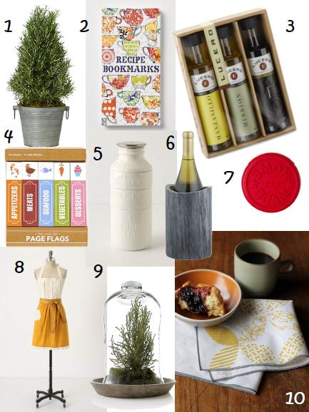 gift guide - for the hostess
