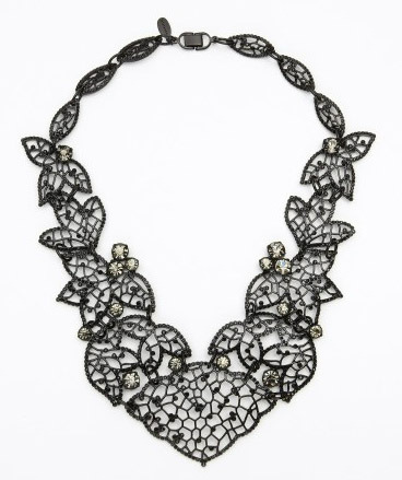 lace jewelry | ann taylor