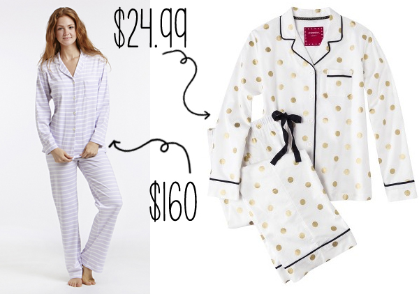 Oprah's favorite things: pajamas