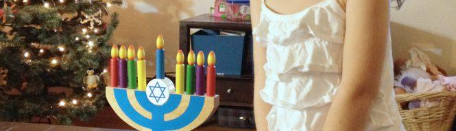 Hanukkah set