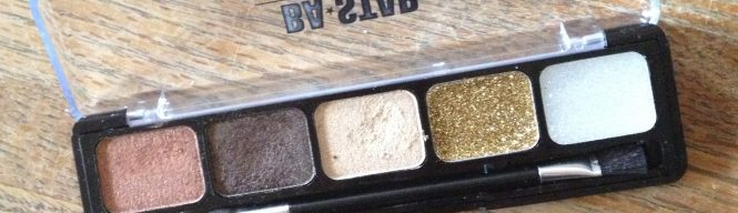BA STAR smoky eyeshadow palette