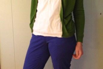 colorblock fashion