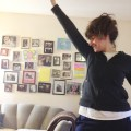 motherhood: morning dance party