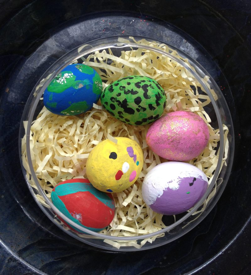 diy reusable Easter eggs