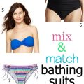 mix and match bathing suits