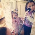mom diary: mirror mirror