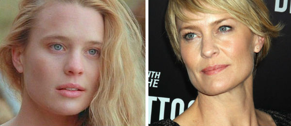 Better with Age Robin Wright