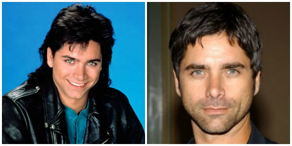 Better with age: John Stamos