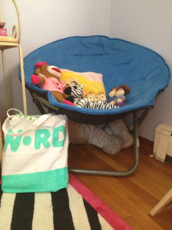 Kate Spade inspired bag: DIY quote tote