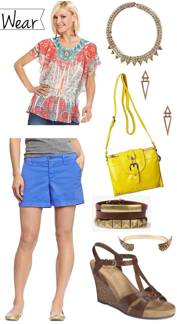 Memorial Day party ideas: wear