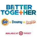 Tide + Downy + Bounce = Better Together