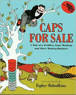 Children's books adults love: Caps for Sale