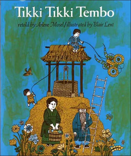 Children's books adults love: Tikki Tikki Tembo