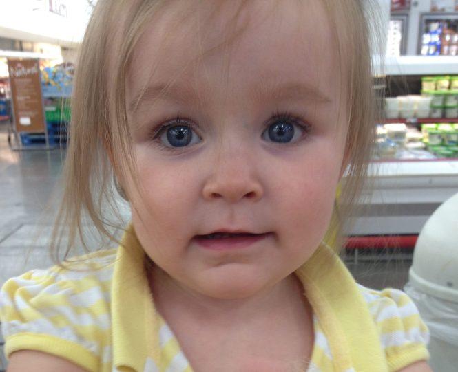 little terror toddler