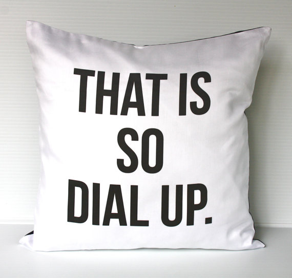 etsy finds: word pillow