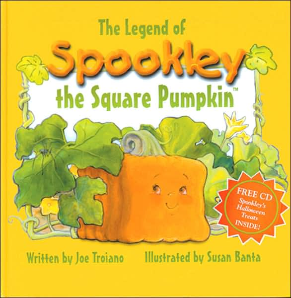 Best Halloween Kids Books: The Legend of Spookley the Square Pumpkin