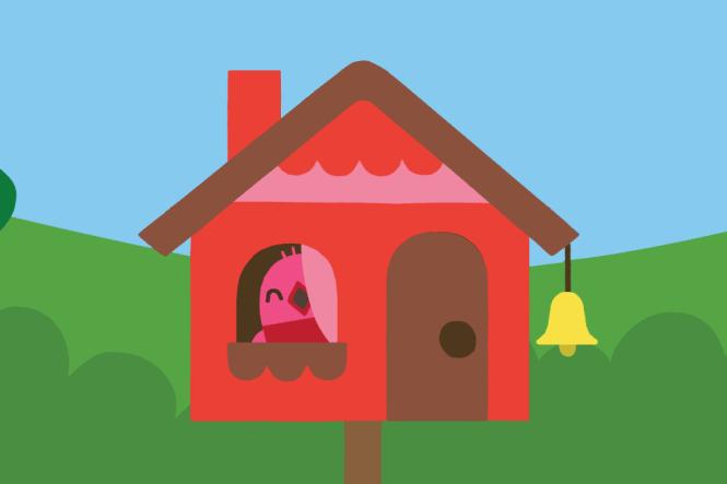 best toddler apps: Forest Flyer