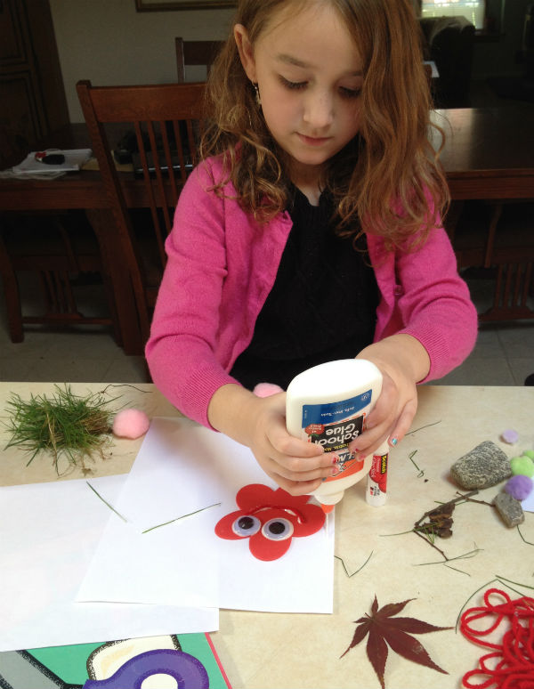 fall kids craft | Cuddles and Chaos