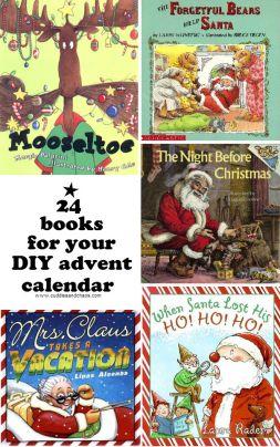 books for your advent calendar
