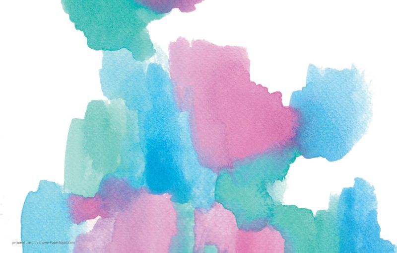 watercolor free desktop wallpaper by papersquid