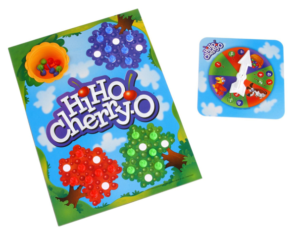 Best Kids Games: Hi-Ho Cherry-o