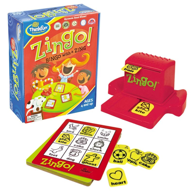 Best Kids Games: Zingo!