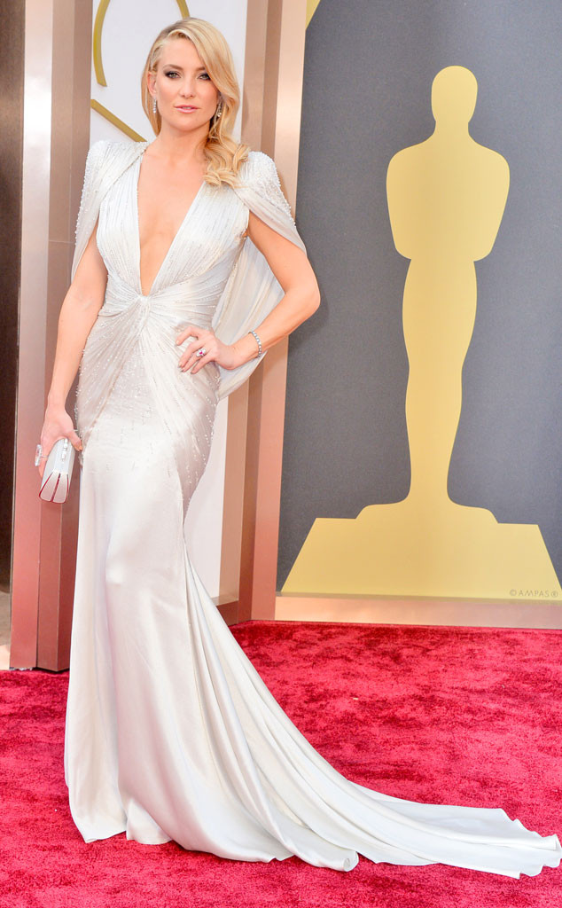 Hot Moms Oscars 2014 fashion: Kate Hudson