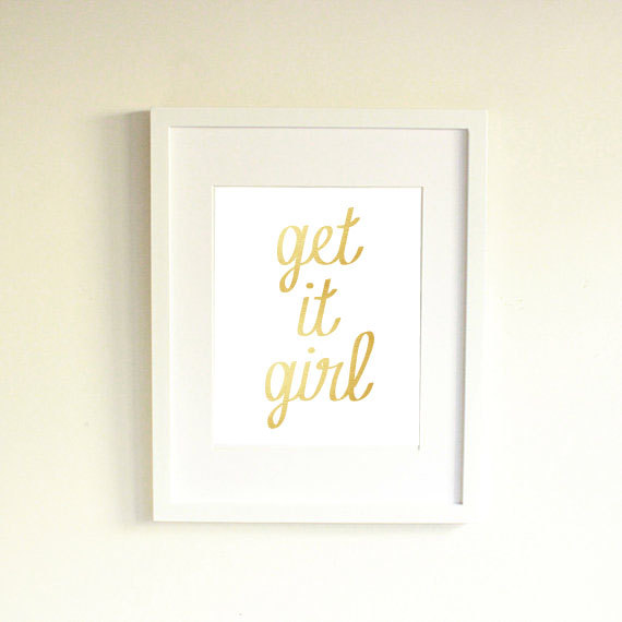 etsy finds | girl power: Charm and Gumption