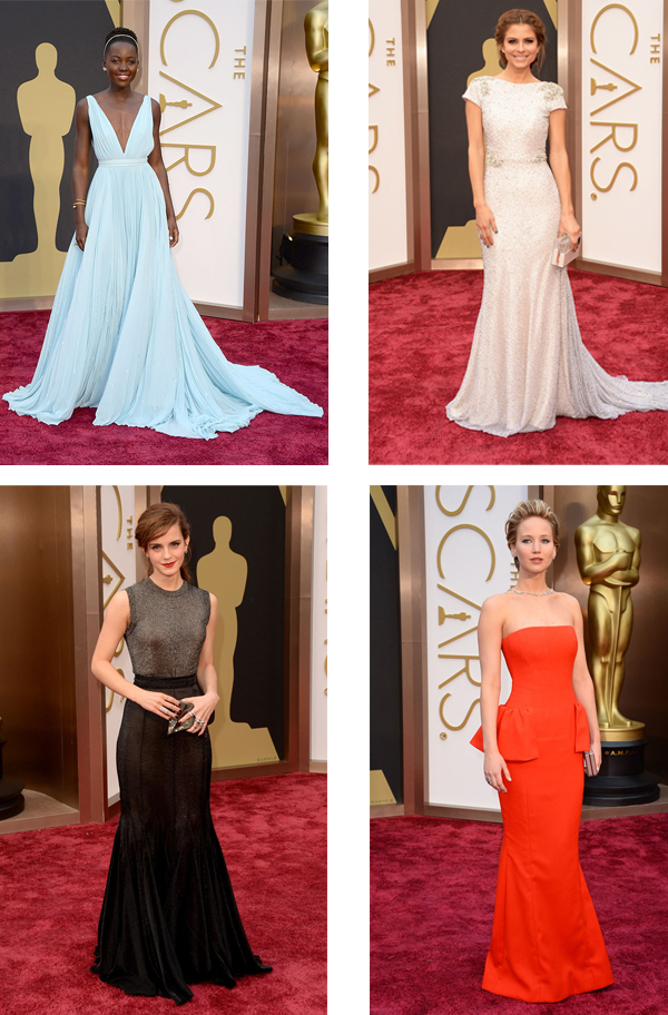 oscars 2014 fashion