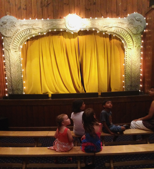 Local love: Swedish Cottage Marionette Theatre