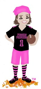 Pigskin Princess Project