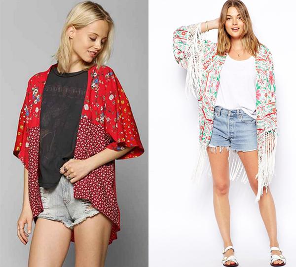kimonos: Urband Renewal and ASOS