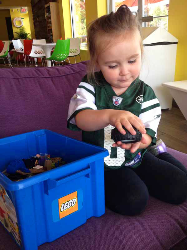 local love | peachwave: playing legos