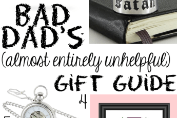 gift ideas for guys | bad dad's ultimate holiday gift guide