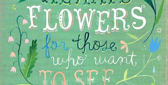 gratitude | Katie Daisy print