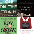 Paperback Posse | February book club vote