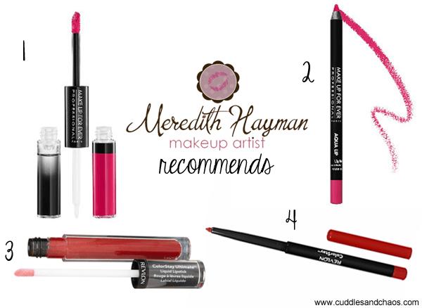 long-wear lipcolor recommendations