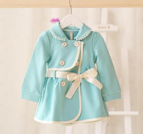 Little Rabbit Wears Azura coat
