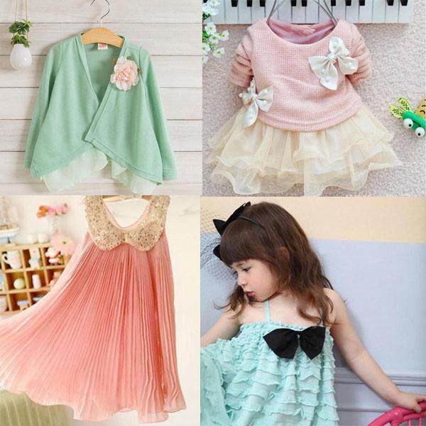 Little Rabbit Wears girls vintage inspired fashion