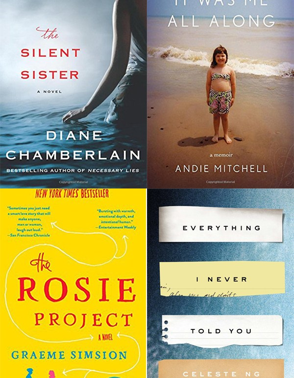Paperback Posse | March book club choices