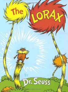 Earth Day Books for Kids: The Lorax by Dr. Seuss