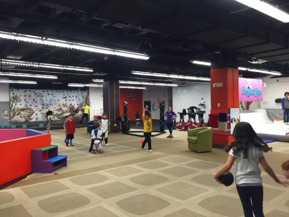 WeeZee indoor fitness for kids in Westchester