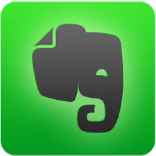 tools that make me more efficient: evernote app